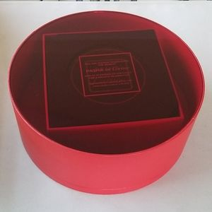 Cartier Pasha Large Circular Box